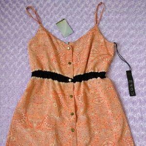 Urban Outfitters Cope NWT L Slip Sun Dress